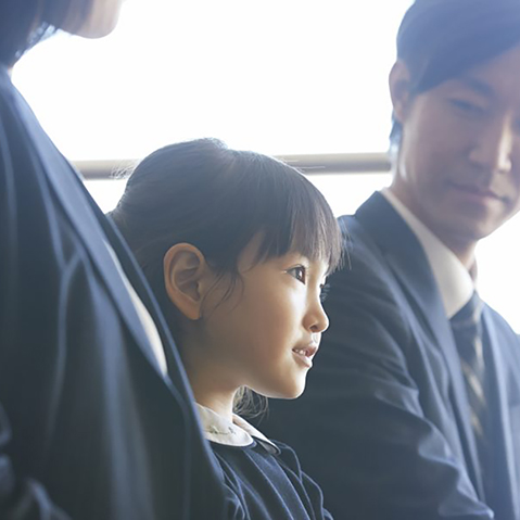 お受験の試験は学力、運動、行動とさまざま! 子供を通して親が見られてる?