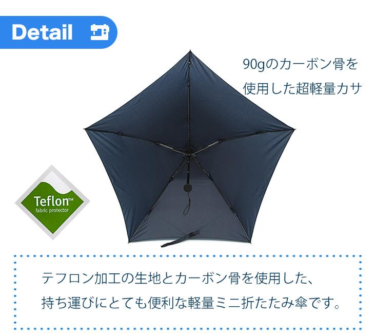 子供 軽量 折りたたみ傘