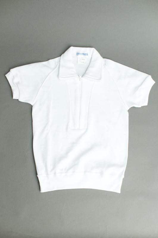 襟付き体操シャツ