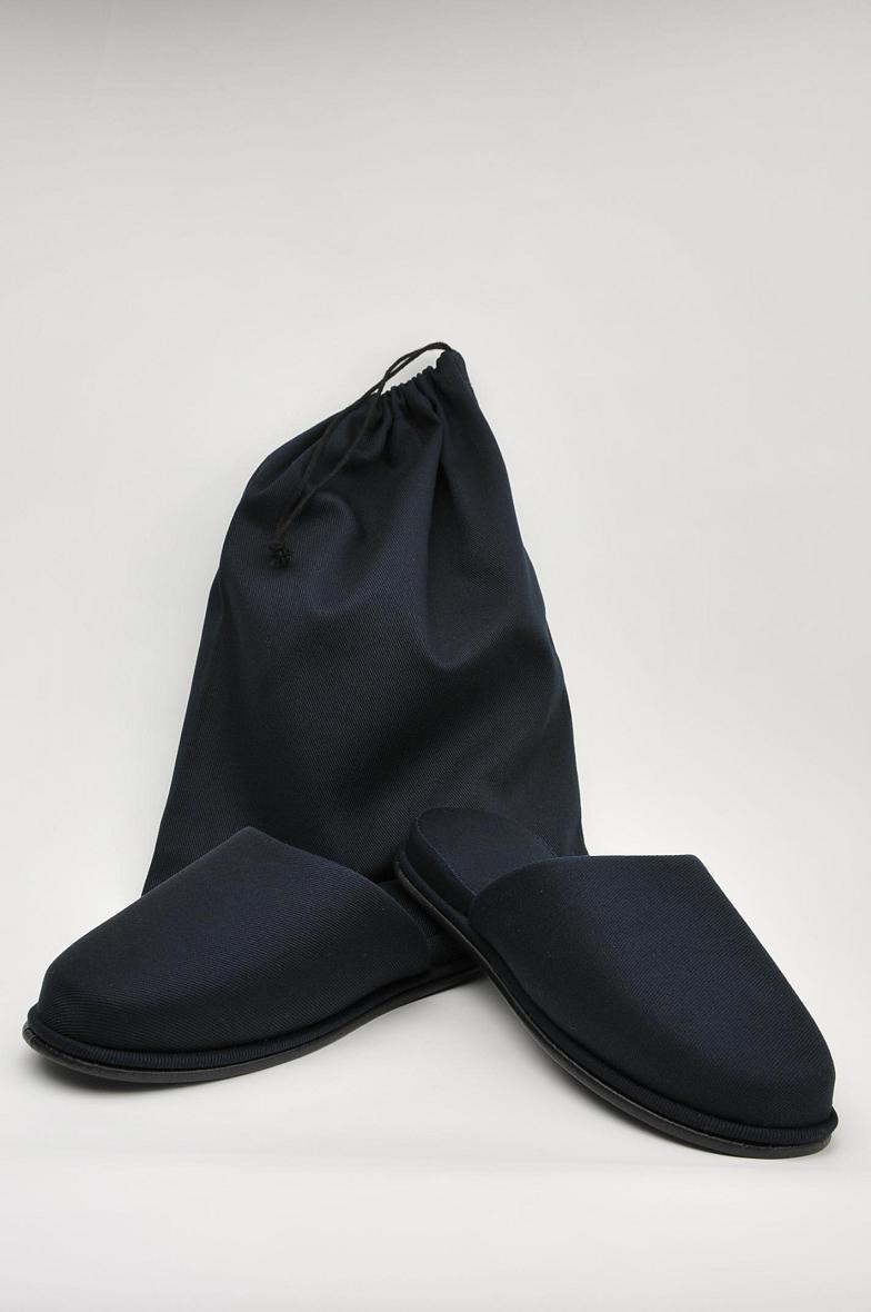 スリッパと靴袋