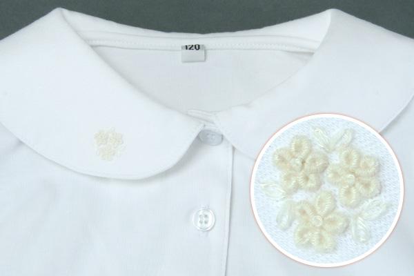 手刺繍お花