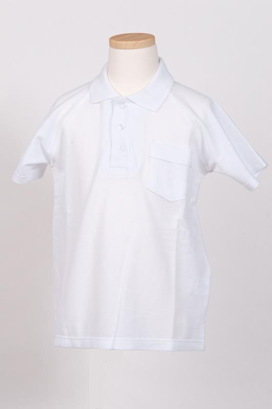 お子様用半袖ポロシャツ